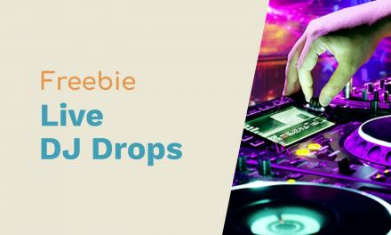 Live DJ Drops