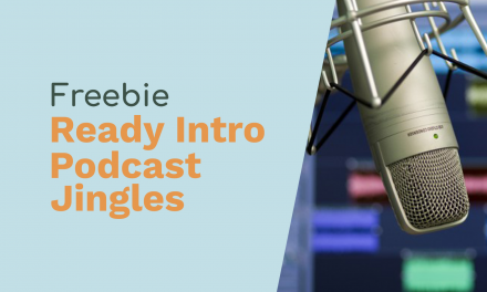 Free Podcast Intro Jingles – Are You Ready to Thrive?