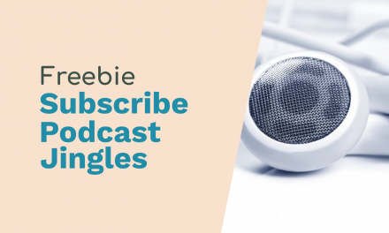 Subscribe Today Podcast Jingles