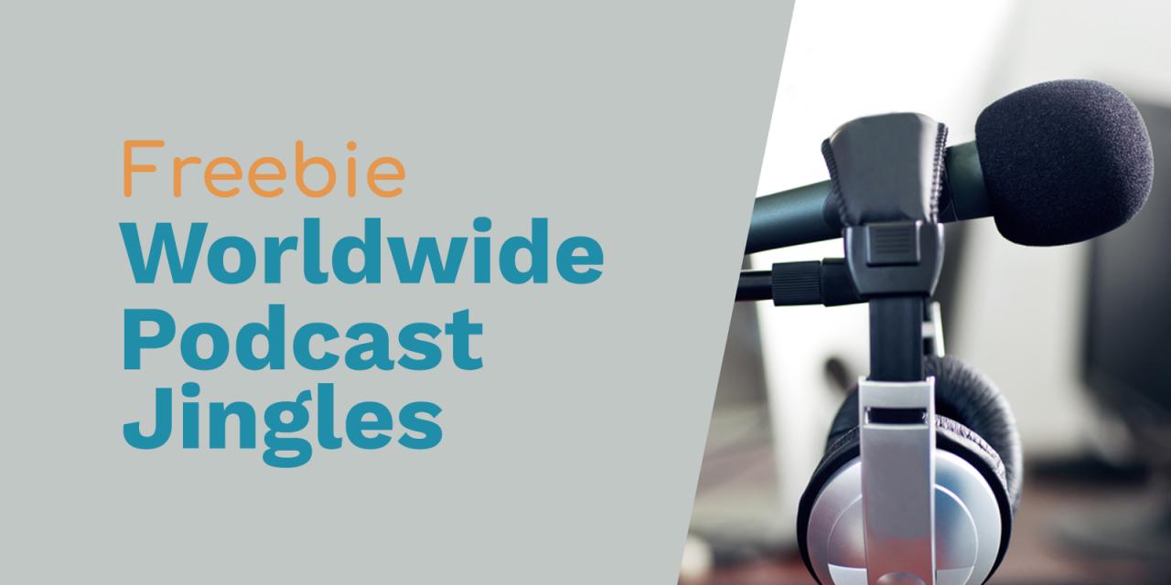 Worldwide Podcast Jingles
