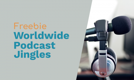 Worldwide Podcast Jingles