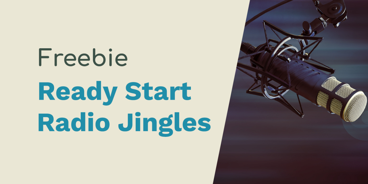 We Are Ready To Start Radio Jingles