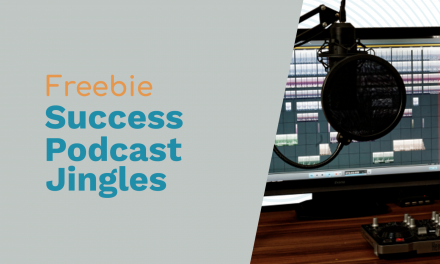 Get Ready to Succeed Podcast Jingles