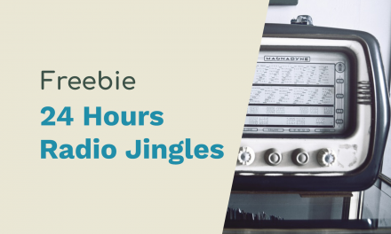 24 Hours a Day Radio Jingles
