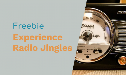Best Music Experience Radio Jingles