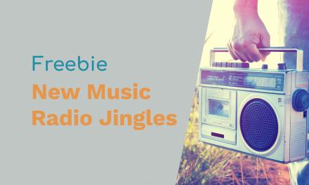 New Music Radio Jingles