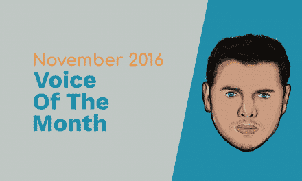 November 2016 – Voice Of The Month – Martin Allanson