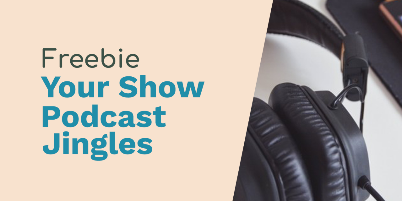 """This Is Your Show"" Free Podcast Jingles"