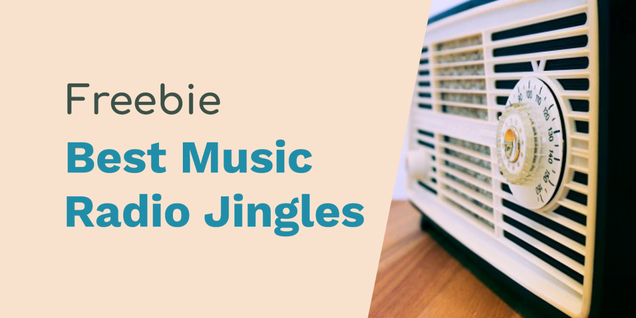 Radio Jingles To Showcase The Best Music