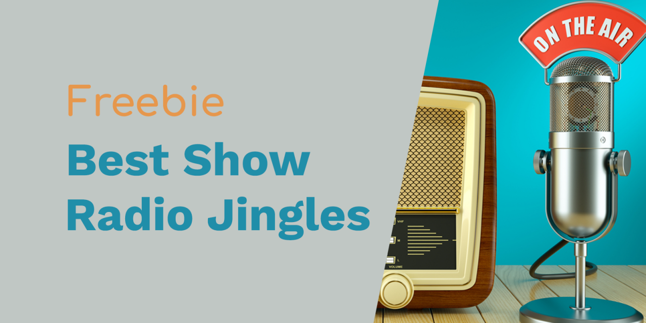 Radio Jingles For The Best Radio Show