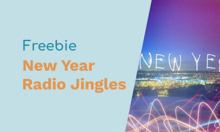 Radio Jingles for the New Year