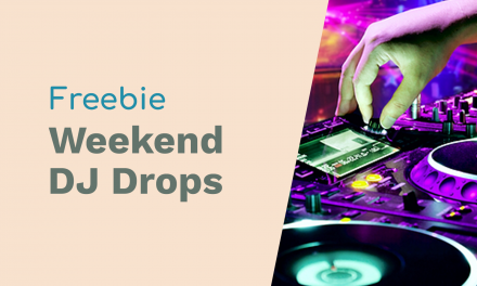 DJ Drops for Weekend Parties