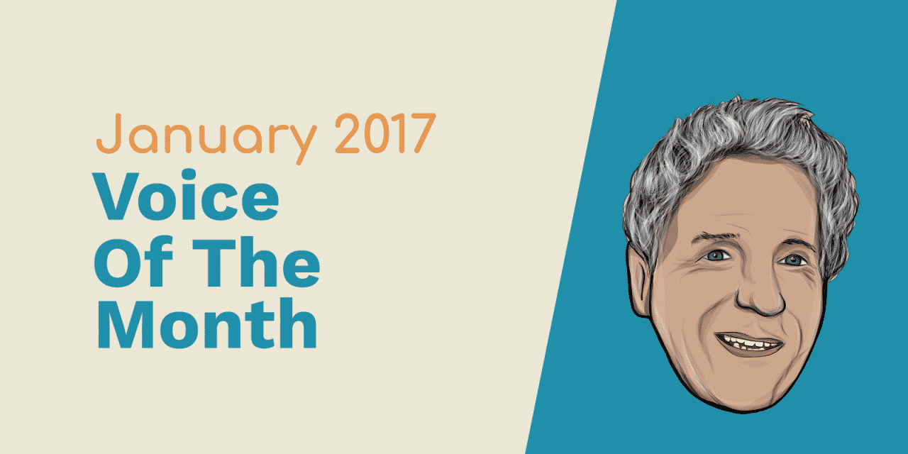 January 2017 – Voice Of The Month – Kenny Buquen