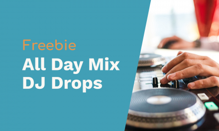 DJ Drops for All Day Mixes