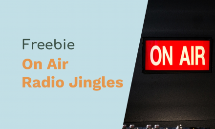 Radio Jingles Ready to Go On Air