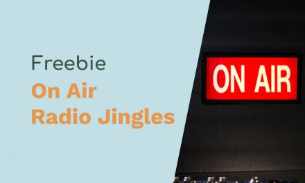 Radio Jingles Ready to Go On Air