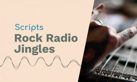 Scripts for Rock Radio Jingles