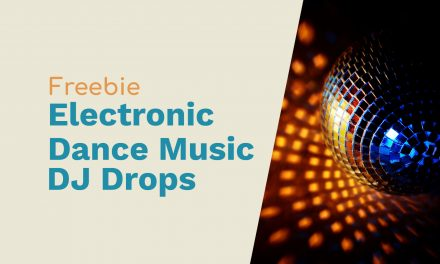 DJ Drops for Electronic Dance Music