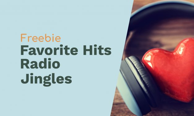 Radio Jingles To Go With Favourite Hits
