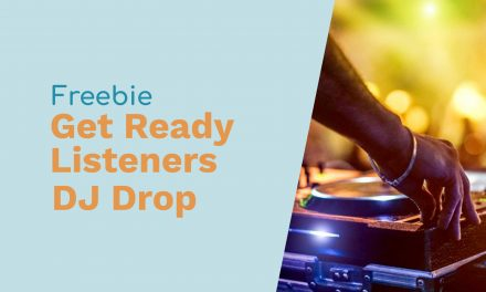 Free DJ Drops to Get Your Listeners Ready