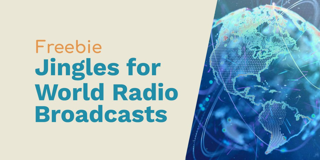Free Jingles for Worldwide Radio Broadcasts