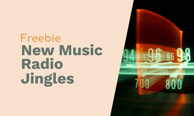 Radio Jingles for New Music