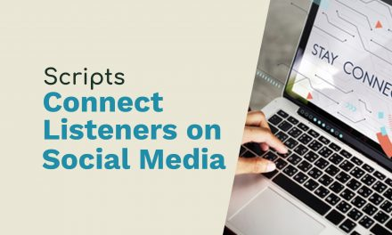 Connect With Listeners On Social Platforms Using Podcast Jingles