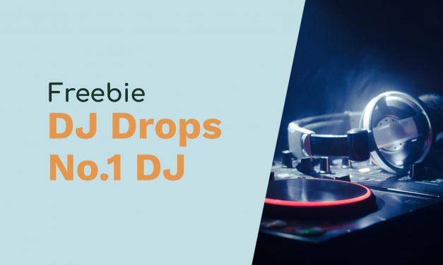 Free DJ Drops for the No.1 DJ