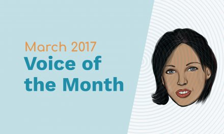 March 2017 – Voice Of The Month – Carol Lapolli