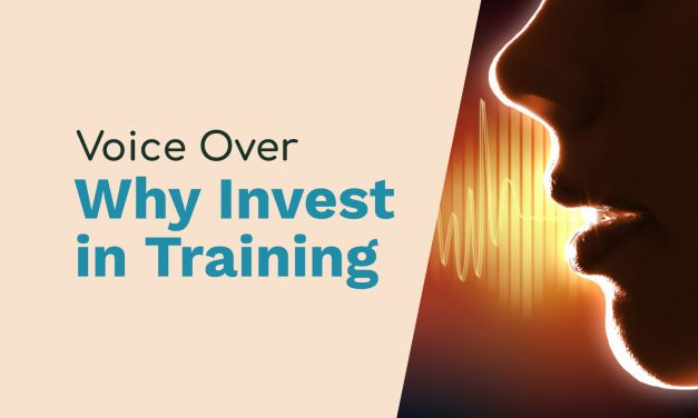 Why Voice Over Talent Should Invest in Training