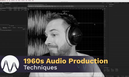 1960s Audio Production Techniques
