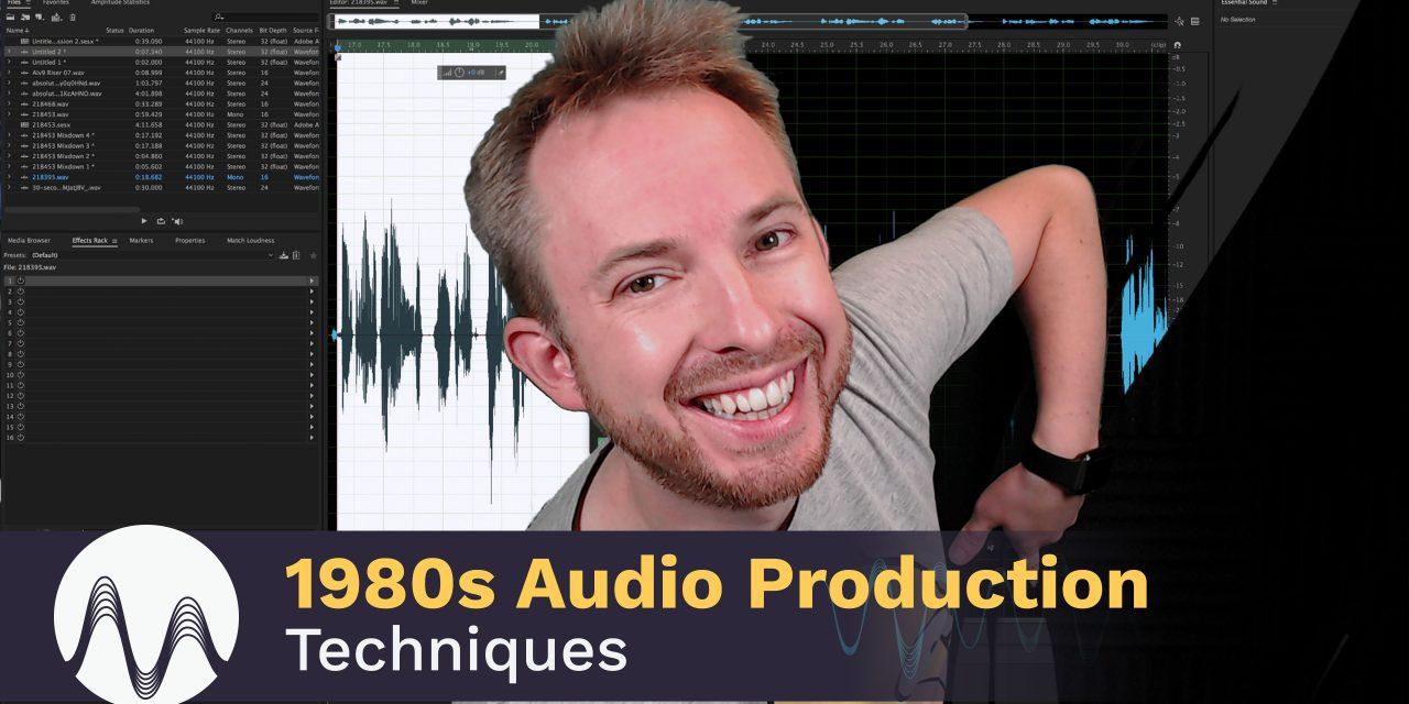 1980s Audio Production Techniques