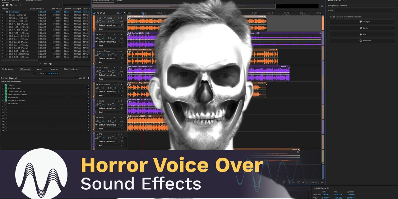 Horror Voice Over Sound Effects