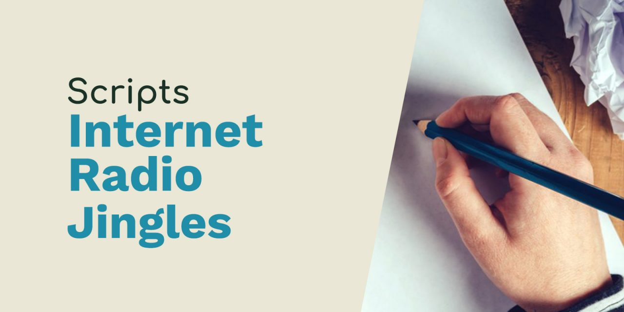 Scripts for Internet Radio Jingles