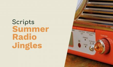 Scripts for Summer Radio Jingles