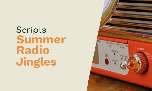 Scripts for Summer Radio Jingles