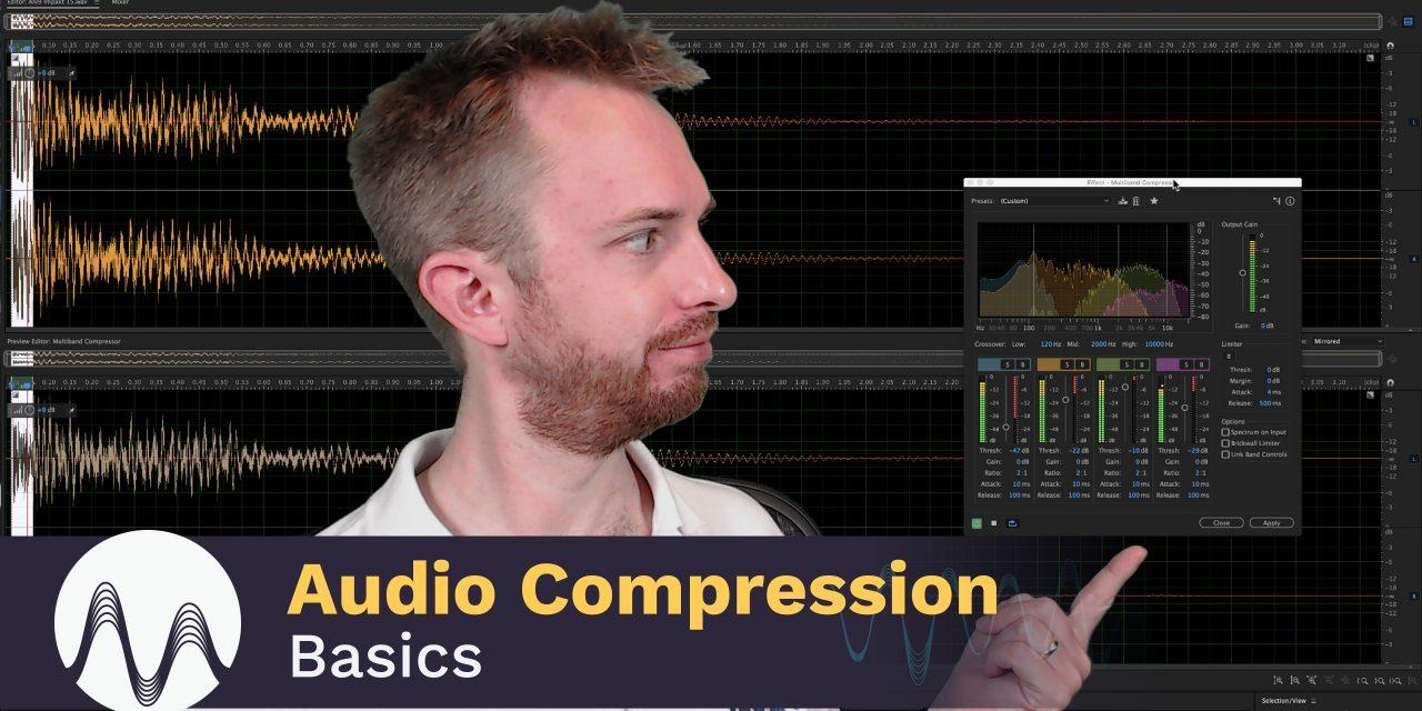Audio Compression Basics