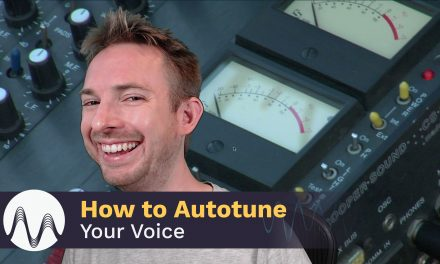 How to Autotune Your Voice