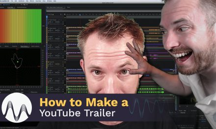 How to Make a YouTube Trailer