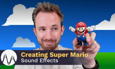 Creating Super Mario Bros Sound Effects