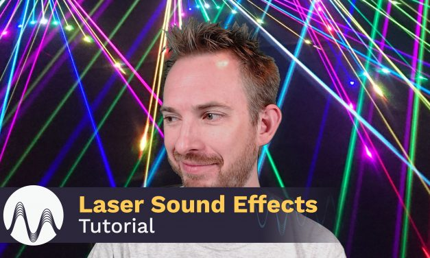 How to Make Laser Sound Effects