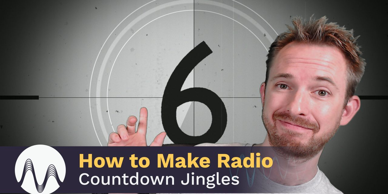 How to Make Radio Countdown Jingles