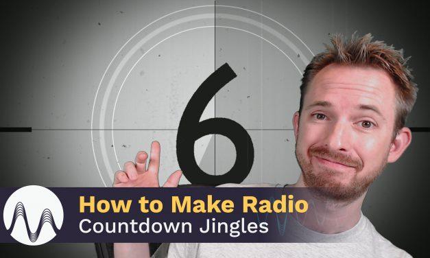 How to Make Radio Countdown Jingles