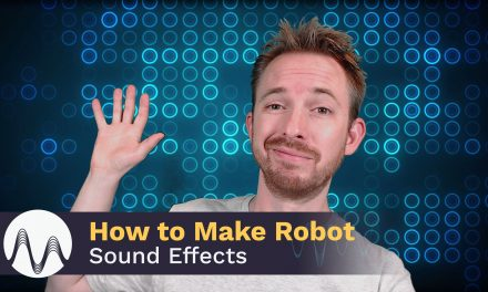 How to Make Robot Sound Effects