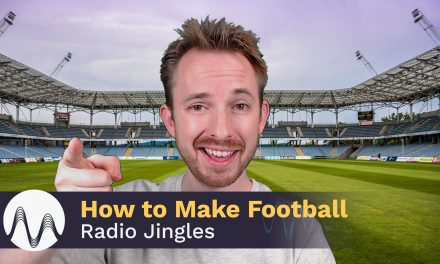 How to Make Football Radio Jingles