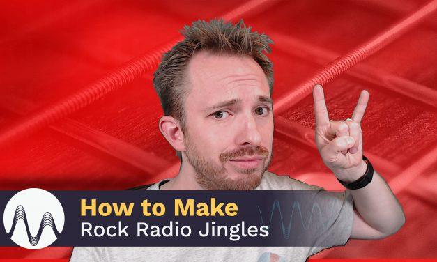 How to Make Rock Radio Jingles