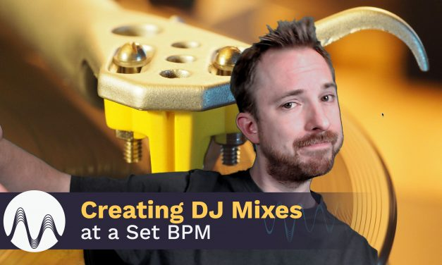Creating DJ Mixes at a Set BPM
