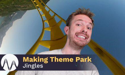 Making Theme Park Jingles