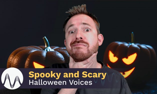Spooky and Scary Halloween Voices