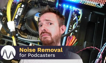 Noise Removal Techniques for Podcasters